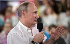 Sputnik Türkiye ///  Putin, istihbarat okulunda kullandığı takma adı açıkladı