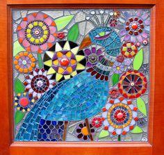 Mosaic by Jennifer Kuhns: http://jkmosaic.com
