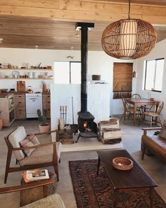 house interior rustic Desert Decor: Creating a holiday home, in your actual home. Home And Living, Small Living, Interior Inspiration, Interior Ideas, Room Inspiration, Small Spaces, Open Spaces, Living Spaces, Living Area
