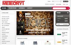 Meteoryt, boutique en ligne de vêtements Urbanwear http://www.clicboutic.com/blog/2013/04/26/boutique-de-la-semaine-meteoryt/
