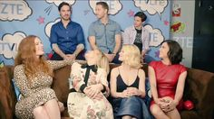 ONCE UPON A TIME CAST INTERVIEW WITH TV LINE | Comic-Con 2016