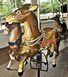 912 Best Carousel Horses Images On Pinterest
