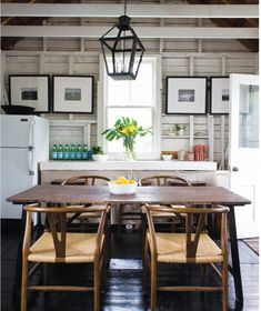 Cottage Kitchen No. 3: canadian house and home - july 2010 - photos by janet kimber - home of toronto stylist deb nelson