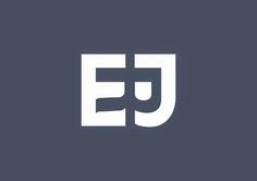 logo / monogram / EJ Ryder / Alan Clarke