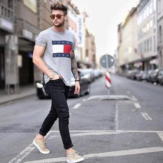 "530213a88bb9c Moda Masculina on Instagram  ""Que tal esse look """