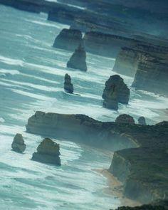 #12apostles #appolobay #greatoceanroad #australia by muriel72hk http://ift.tt/1ijk11S