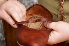 Blog;Research;Authenticity on the Example of Shoes in the Company of St. George | Company of Saynt George