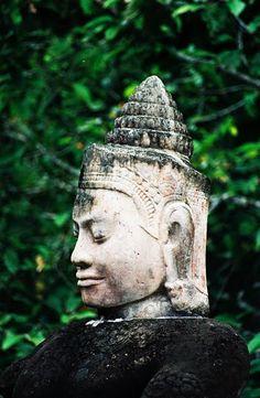 Angkor Thom, Cambodia.