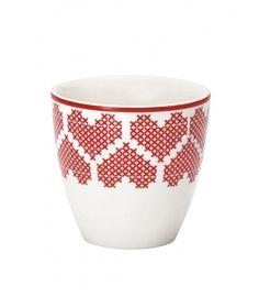 Mini Latte Cup December