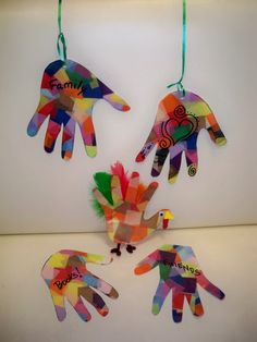 fall crafts for kids to make | Read it again, mom!