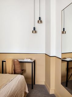 Hotel Doisy by BR Design Interieur Room, Hotel Interior Design, Interior, Hotel Bedroom Design, Hotel Interiors, Bedroom Design, Bedroom Hotel, House Interior, Hotels Room