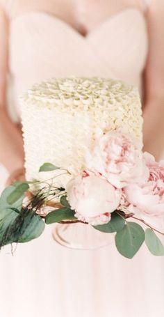 Wedding Day Peonies ~