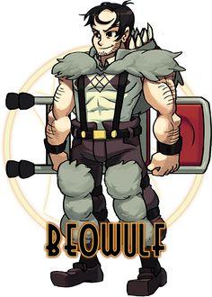 Beowulf/Gallery - Skullgirls Wiki