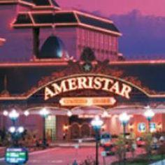Ameristar Casino Hotel Kansas City, Missouri, USA.