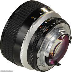 Nikon Noct-NIKKOR 58mm f/1.2 AI-s