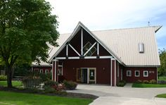Petersen Barn Eugene Oregon - community center with adult and youth classes
