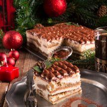 Ma recette du jour : Tiramisu de Noël sur Good-recettes.com