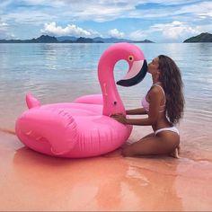 150CM 60 Inch Giant Inflatable Flamingo Pool Float Pink Ride On Swimmi U2013  Myshoponline.