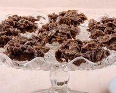 Rose des sables au chocolat au lait