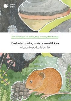 Luontopolku lapsille - materiaali. Teaching Aids, Teaching Science, Science For Kids, Early Education, Early Childhood Education, Closer To Nature, Environmental Science, Nature Crafts, Walking In Nature