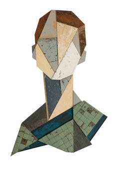 Strook / cubismo urbano con madera recuperada - EterMagazine - Eter