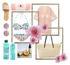To the beach Do Everything In Love, Sun Care, Polyvore Fashion, Beach, Design, Women, Style, Clothing, Swag