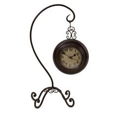 Jessa Table Clock