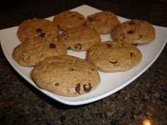 Almond butter choc chip-- I need to use up all that extra almond butter in the fridge :)