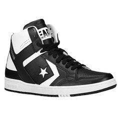 Converse Weapon 86 Vapnet som användes av Magic och Bird. Crazy Shoes, Me Too Shoes, Converse Weapon, Tenis Basketball, Martial Arts Books, Moda Casual, Foot Locker, Shoe Game, Sneakers