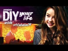 ▶ Stilababe09 DIY Projector using iPhone and Shoebox - DIY Your Life - YouTube