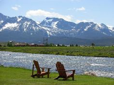 Stanley, Idaho!  One of the best all around spots in Idaho!  If you have not been there yet then you are missing out!