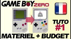 MA GAMEBOY ZERO [RECALBOX + RASPBERRY PI ZERO] - TUTO PARTIE #1 - (MATERIEL + BUDGET) - YouTube