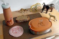 The Zoo Lunch Boxes | Dames van de Thee