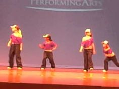 Gr. 2-5 Hip Hop, Could It Be You, Spring 2012