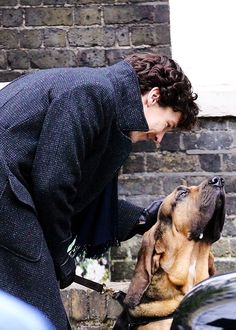 Benedict Cumberbatch is seen filming season 4 of Sherlock on April 28, 2016 in London, England (UHQ)