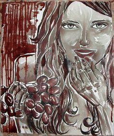 Un quadro di...vino! Su www.degustiblog.it
