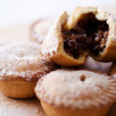 """It's that time of year folks! Mince Pies!  For the uninitiated """"Mince Pies"""" (according to Wikipedia are """"A mince pie is a fruit-based sweet pie of British origin that is traditionally served during the Christmas season...""""  Until the end of December we'll be doing a coffeemince pie combo for HK$50   #mincepie #mincepies #christmasfood #sweetpie #coffeeandmincepies #winstonscoffee #saiyingpun #hongkong #coffeeisthenewblack"""