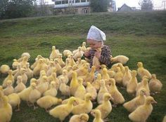 King of quackers! Now, if only he could somehow meet up with the king of soupers!