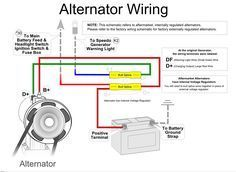 1998 Ford Ranger Alternator Wiring Diagram Auto Truck Repair