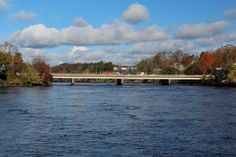 LaHave River, Bridgewater, Nova Scotia - Photo by Heidi Hirtle - http://www.notjustweddingphotography.blogspot.ca