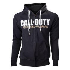 Gamer heaven - Call of Duty Advanced Warfare Logo Hoodie , $67.37 (http://www.gamer-heaven.net/call-of-duty-advanced-warfare-logo-hoodie/)