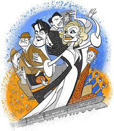 Bells, Whistles & High Notes! On the Twentieth Century, with Kristin Chenoweth & Peter Gallagher, Opens on Broadway