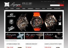 Creación de la tienda virtual de la joyería y relojería Lizaga. #Idenet #diseño_web #marketing_online #tienda_online http://www.idenet.net/portfolio-item/relojeria-lizaga-tienda-online?utm_campaign=portfolio&utm_medio=social&utm_source=pinterest
