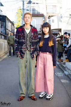 Безумная уличная мода Японии | STENA.ee