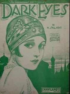 BARBELLE 1929 (TAG: PUBLIC DOMAIN)