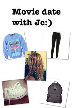 JC Caylen <3 cute outfit not a date
