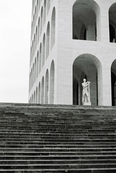 Roma - Palazzo della Civiltà Italiana