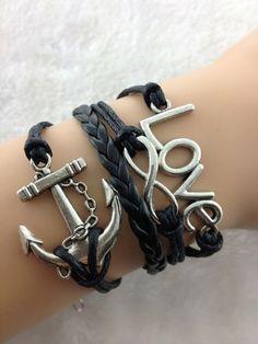 Black Anchor Bracelet Ships Wheel Infinity Friendship Rope Silver Tone Steampunk Adjustable Vintage Style null,http://www.amazon.com/dp/B00FJLTY7A/ref=cm_sw_r_pi_dp_BKUusb09B3P9TW8R