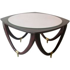 Coffee table by Gugliemo Ulrich