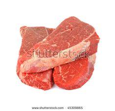Beef chuck shoulder steaks
